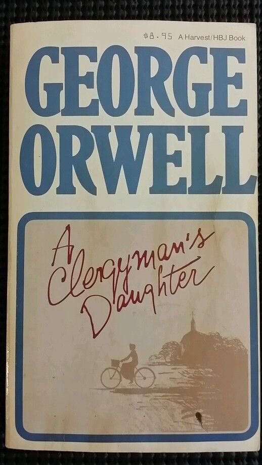 literary analysis of the book a clergyman s daughter by george orwell