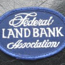 FEDERAL LAND BANK ASSOCIATION DENIM SHIRT JACKET SMALL
