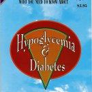 Hypoglycemia & Diabetes Kurt W. Donsbach 1994