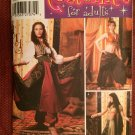 Simplicity 5359 GYPSY BELY DANCER COSTUMES 14-16-18-20 OOP