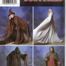 Simplicity 9887 LORD OF RINGS WIZARD CAPE COSTUMRSXS-S-M-L-XL