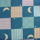 DAISY KINGDOM SMOOTH SAILING MOON STARS FABRIC OOP
