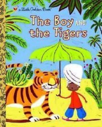 THE BOY AND THE TIGERS LGB LITTLE BLACK SAMBO