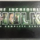 THE INCREDIBLE HULK COMPLETE SERIES DVD 20 DISCS