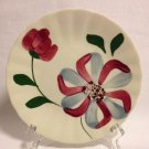 SOUTHERN POTTERIES BLUE RIDGE WHIRLIGIG BREAD PLATE