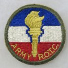 ARMY ROTC PATCH IRON CROSS EPAULETS CORD PINS 1960