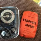 SEARS EXPOSURE LIGHT METER Vintage