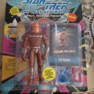 "STAR TREK VORGON 5"" FIGURE WITH COLLECTOR CARD 1993 PLAYMATES NIP"