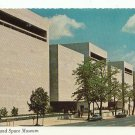 National Air and Space Museum Smithsonian Postcard 1970 New