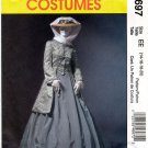 McCall's 4697 CIVIL WAR COAT SKIRT SHAWL COSTUMES Misses 14-20