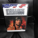 STALLONE RAMBO FIRST BLOOD II & RAMBO III DVD