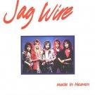 JAG WIRE Made In Heaven Cassette 1985 TEC 1346