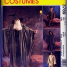McCall's 3789 STAR WARS WITCH WIZARD COSTUMES 3-4 5-6 7-8 OOP