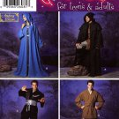 Simplicity 5840 STAR WARS CAPE TUNIC COSTUMES XS-XL