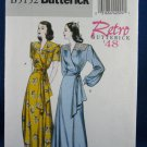 Butterick 5152 Retro '48 Robe Belt  Misses 8-14 OOP