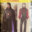 McCall's 4092 GOTHIC VAMPIRE COSTUMES XL XXL 46-52 OOP