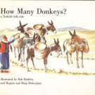 HOW MANY DONKEYS? Turkisk Folk Tale Scott Foresman Special Edition 1971