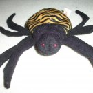 TY 1996 SPINNER SPIDER BEANIE BABIES COLLECTION