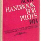 AOPA Handbook for Pilots 1974 Aircraft Owner's and Pilots Association
