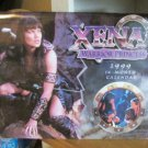 XENA WARRIOR PRINCESS OVERSIZED 1999 PHOTO CALENDAR SEALED