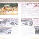 1910 PULLMAN  AACA RELIABILITY TOUR  ARTICLE PHOTOS
