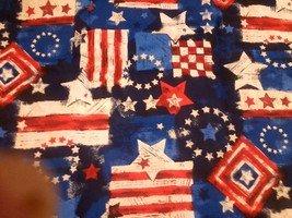 SPIRIT OF 76 AMERICAN FLAG FABIC
