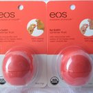 2 EOS EVOLUTION OF SMOOTH LIP BALM - SUMMER FRUIT