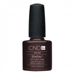 CND Shellac Nail Gel Polish Fedora 40510