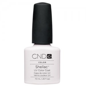 CND Shellac Nail Gel Polish Cream Puff 77497
