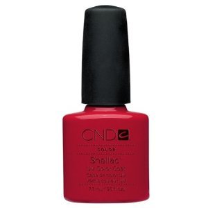 CND Shellac Nail Gel Polish Wildfire