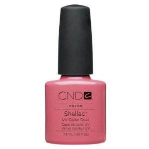 CND Shellac Nail Gel Polish Rose Bud 40511