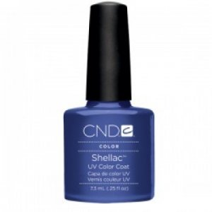 CND Shellac Nail Gel Polish Purple Purple