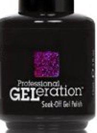 Jessica GELeration Soak Off Gel Purple Pulse