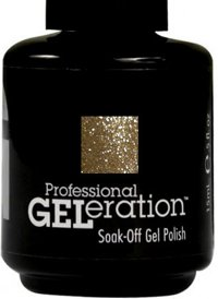 Jessica GELeration Soak Off Gel Golden Goddess