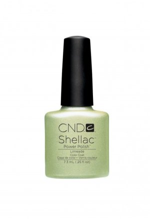 CND Shellac UV Nail Gel Spring Summer Sweet Dreams 2013  Limeade Color