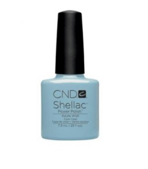 CND Shellac UV Nail Gel Spring Summer Sweet Dreams 2013 Azure Wish