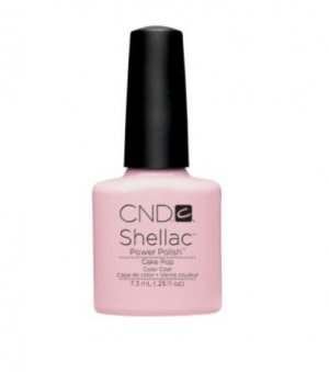 CND Shellac UV Nail Gel Spring Summer Sweet Dreams 2013 Cake Pop Color
