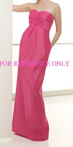 Sweet heart empire evening dress-ED147