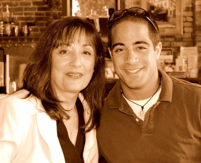 Cheryl and Joe