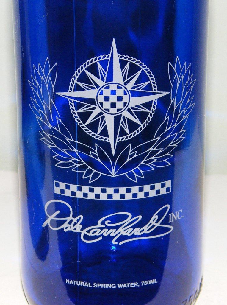 DEI - Blue Glass Bottle