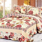 4pcs floral bedding set AY-1122