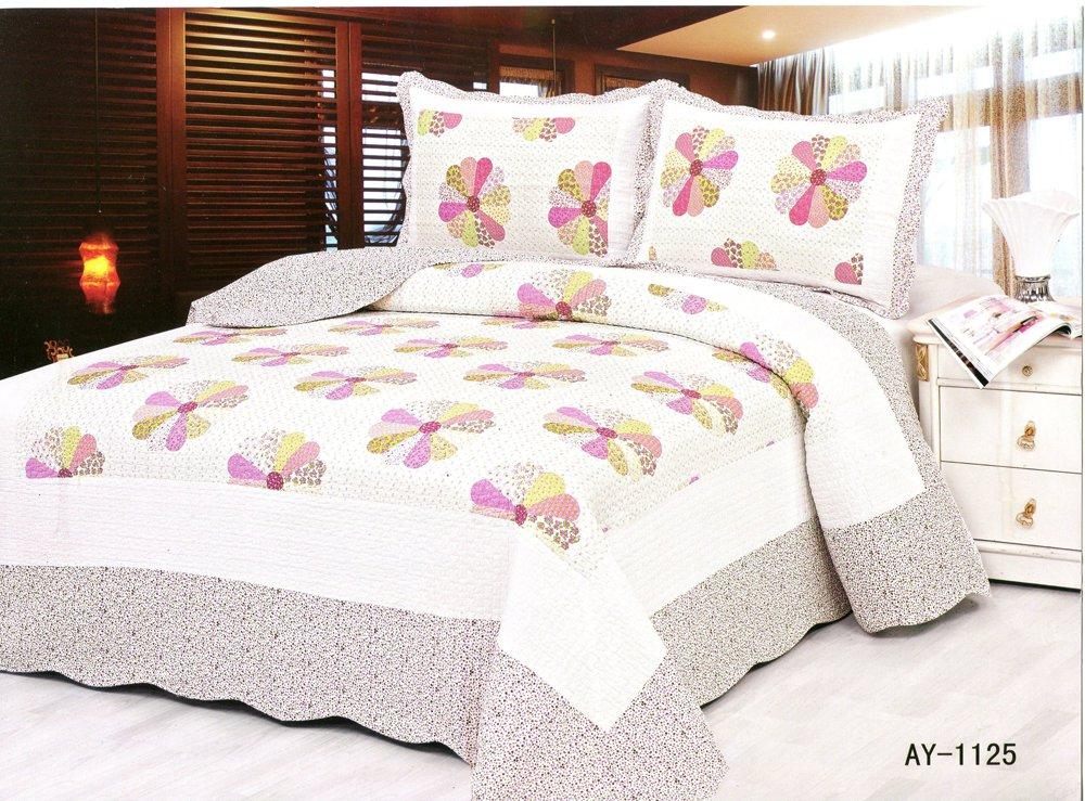 4pcs floral bedding set AY-1125