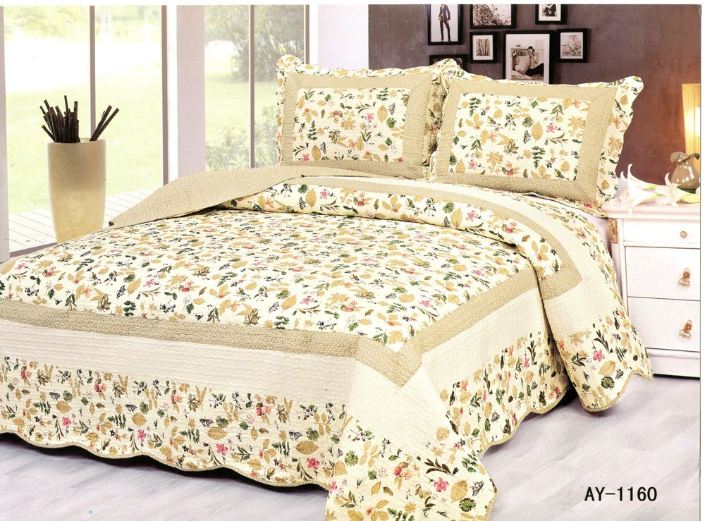 4pcs floral bedding set AY-1160