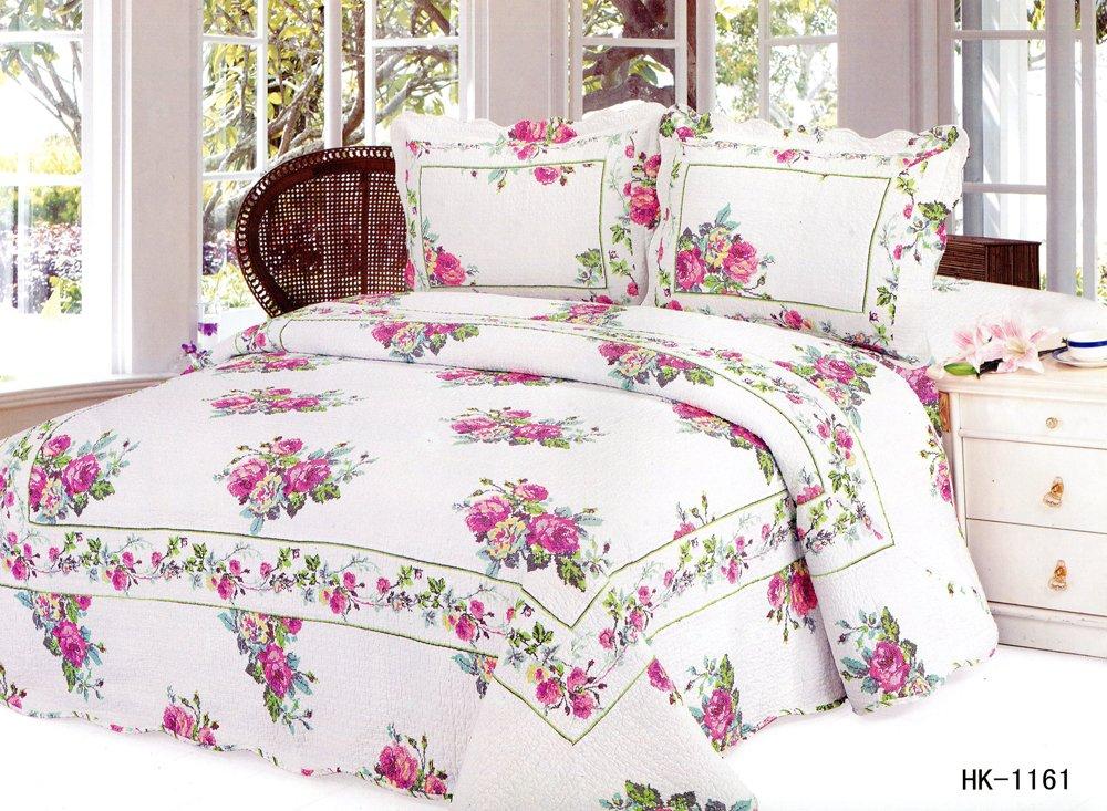 4pcs floral bedding set AY-1161