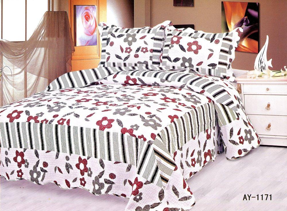 4pcs floral bedding set AY-1171