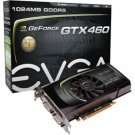 EVGA GeForce GTX460 1024MB