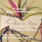 Grizzly Emu FEATHERS HAIR EXTENSION KIT threader Pliers micro links Instructions $10