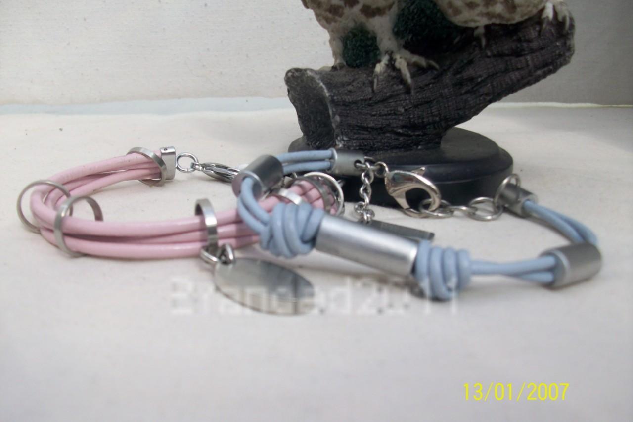 Bench designer Bracelets for her/him