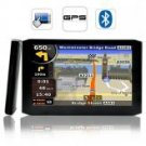 Portable GPS Navigation rPad with 5 Inch Touchscreen