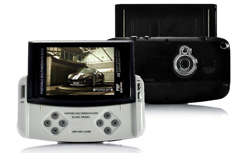 2.8 Inch Screen MP4 Player 2GB - Camera + NES Emulator